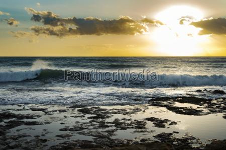 italy sicily ragusa coast of punta