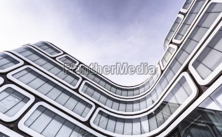 germany stuttgart facade of publishing house