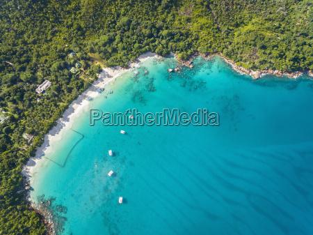 seychelles praslin anse lazio beach and