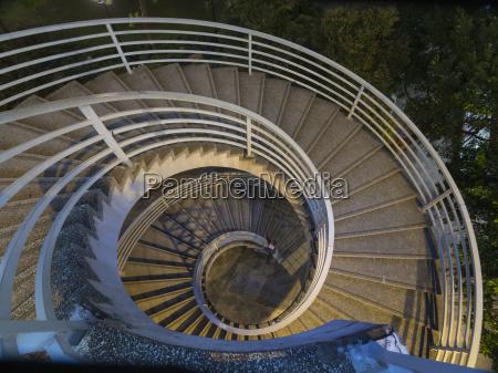 china hong kong central spiral
