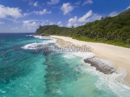 seychelles indian ocean mahe island anse