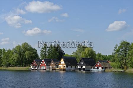 holiday homes mirow lake