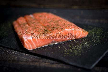 especia madera frescura pescado pesca fotografia