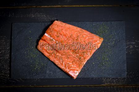 especia madera negro frescura pescado pesca