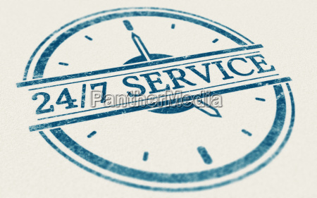 service always open 24 hours and