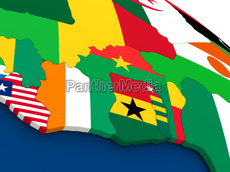 ivory coast ghana and burkina faso