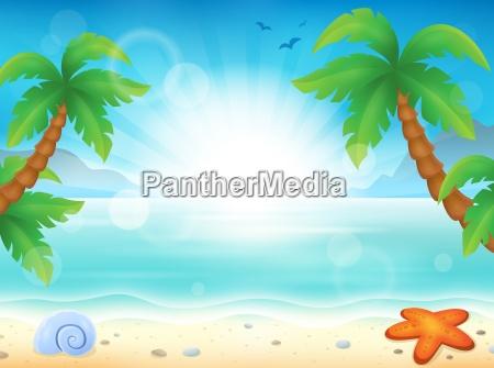 beach theme image 8