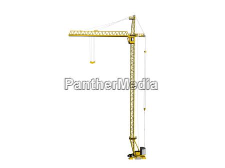 exempted construction crane