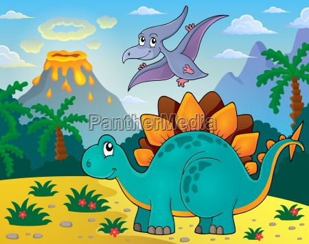 dinosaur topic image 3