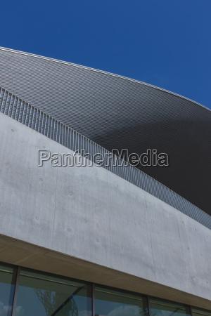 london aquatics centre for the 2012