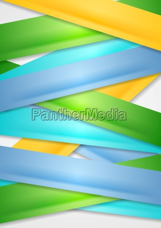 colorful stripes abstract background