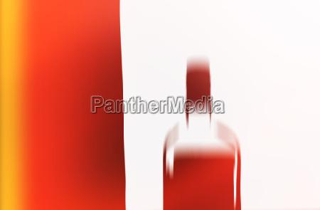bottle of whiskey illustration background