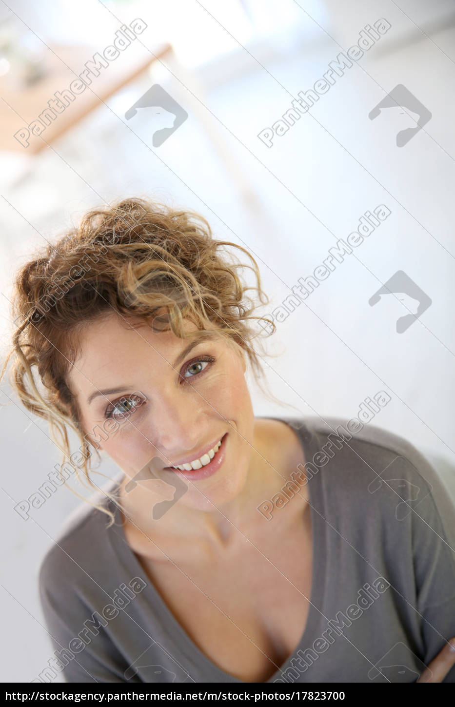 portrait, of, attractive, 35-year-old, woman - 17823700