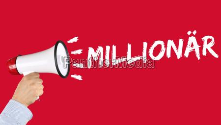 millionaire rich riches success successful business