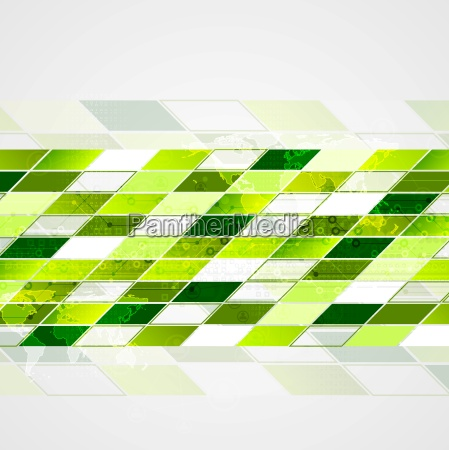 abstract tech geometric background