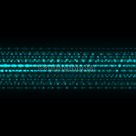 turquoise sparkling abstract background