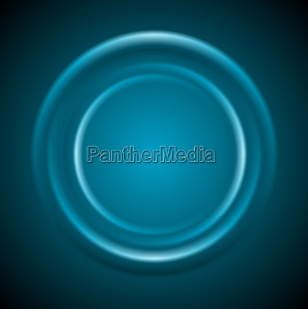background of abstract dark round shape