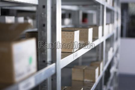 goods shelf stock