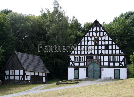 ostentrop sauerland village at the