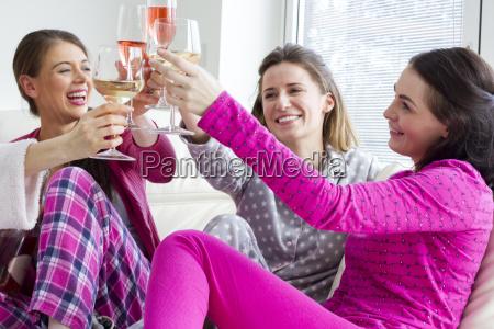 cheers ladies