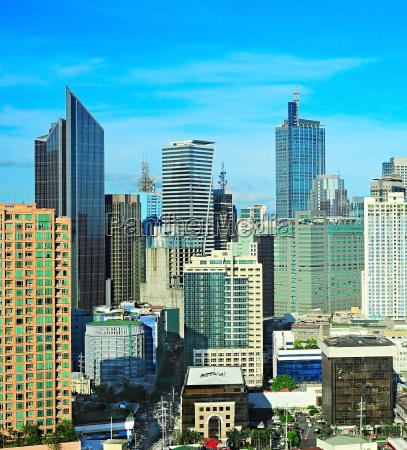 business architecture of manila philippines