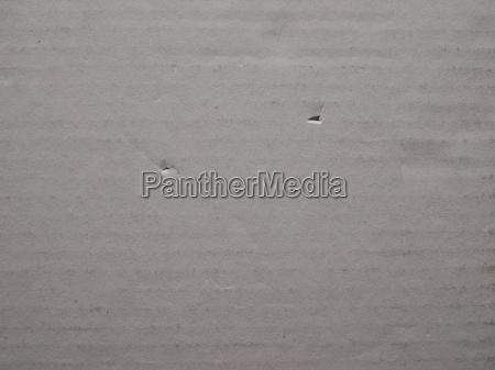 white corrugated cardboard background