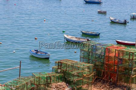 square green crab traps in marine
