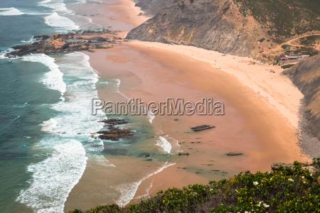 praia do beliche beautiful coast