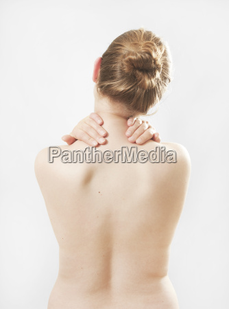 ache woman neck