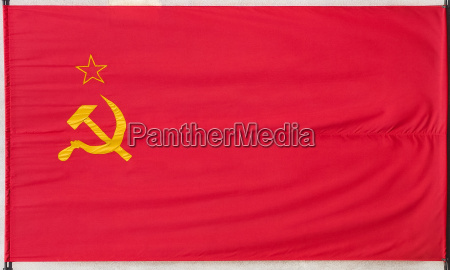 flag of the soviet union