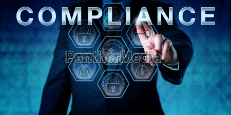 corporate auditor touching compliance