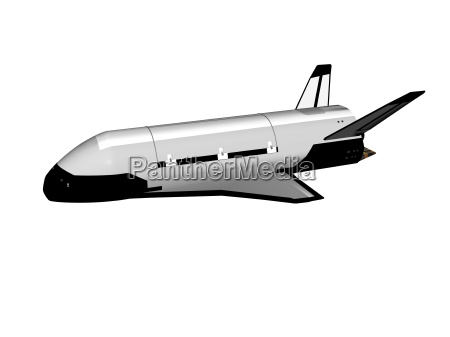exempted space shuttle in space