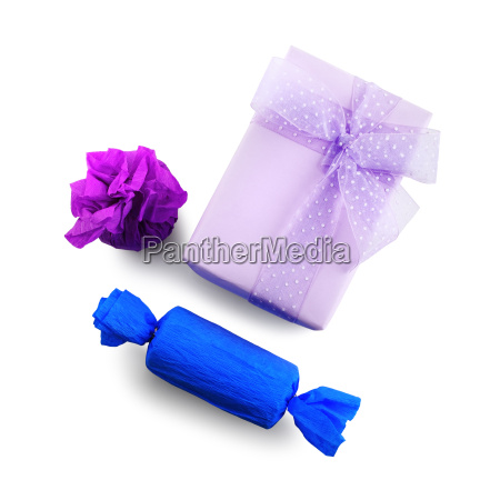 bright gift boxes