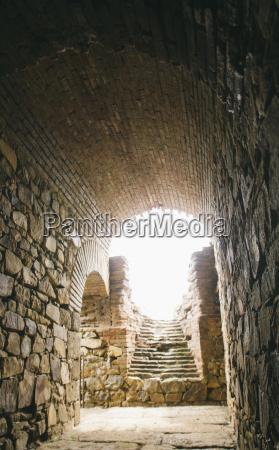 spain merida roman ruins