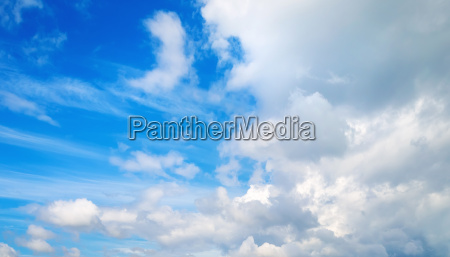 panoramic shot of the sky