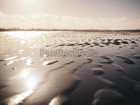 germany lower saxony cuxhaven wadden sea