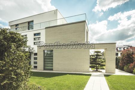 germany berlin bauhaus style villa