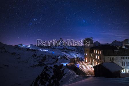 switzerland zermatt gornergrat kulm hotel at