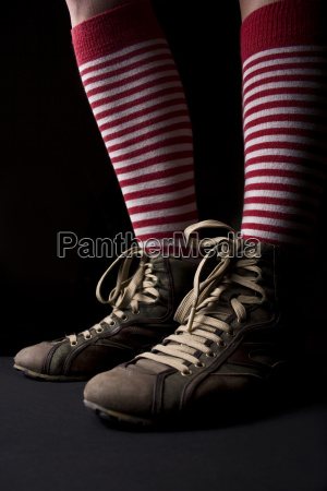 cools socks with stripes