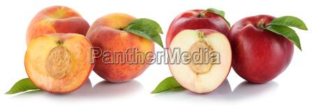 peach nectarine peaches nectarines fruit fresh