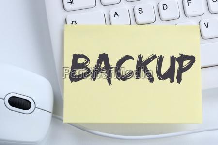 backup backup data secure store office