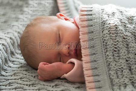 baby, girl, sleeping - 18066540