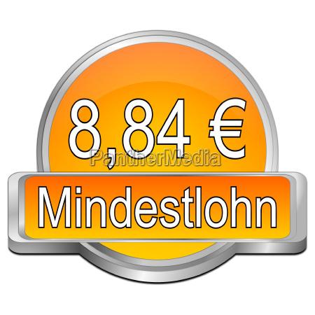 orange 8 84 euro minimum wage