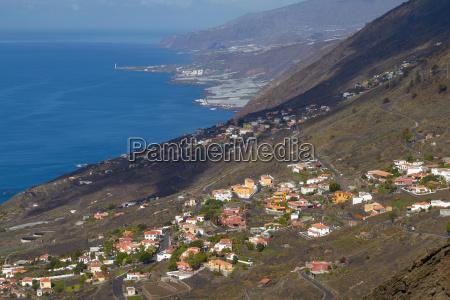 view of village from san antonio