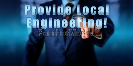 manager pushing provide local engineering
