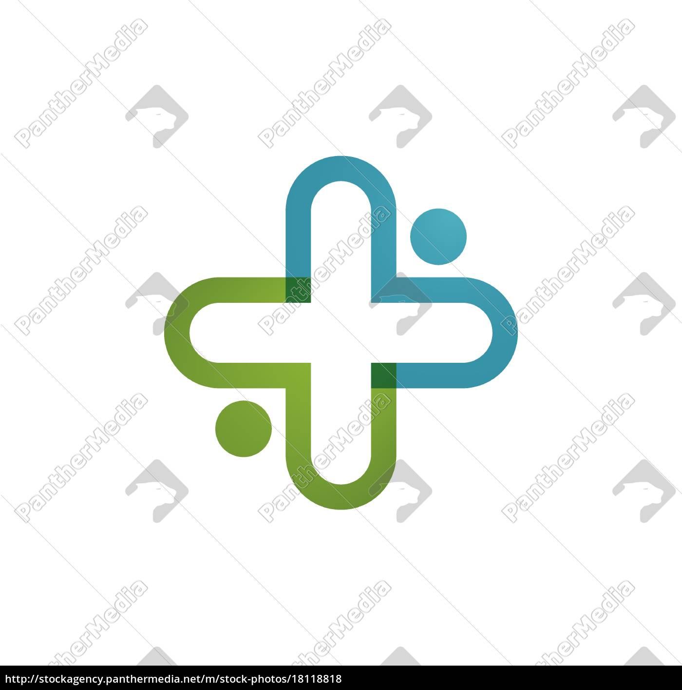 health, logo, template - 18118818