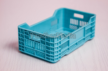 small plastic fruit and vegetable box