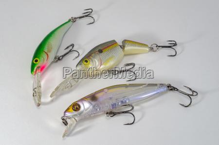 wobblers for predatory fish