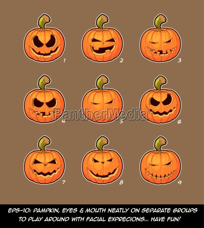 jack o lantern cartoon 9
