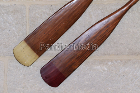 antique oars